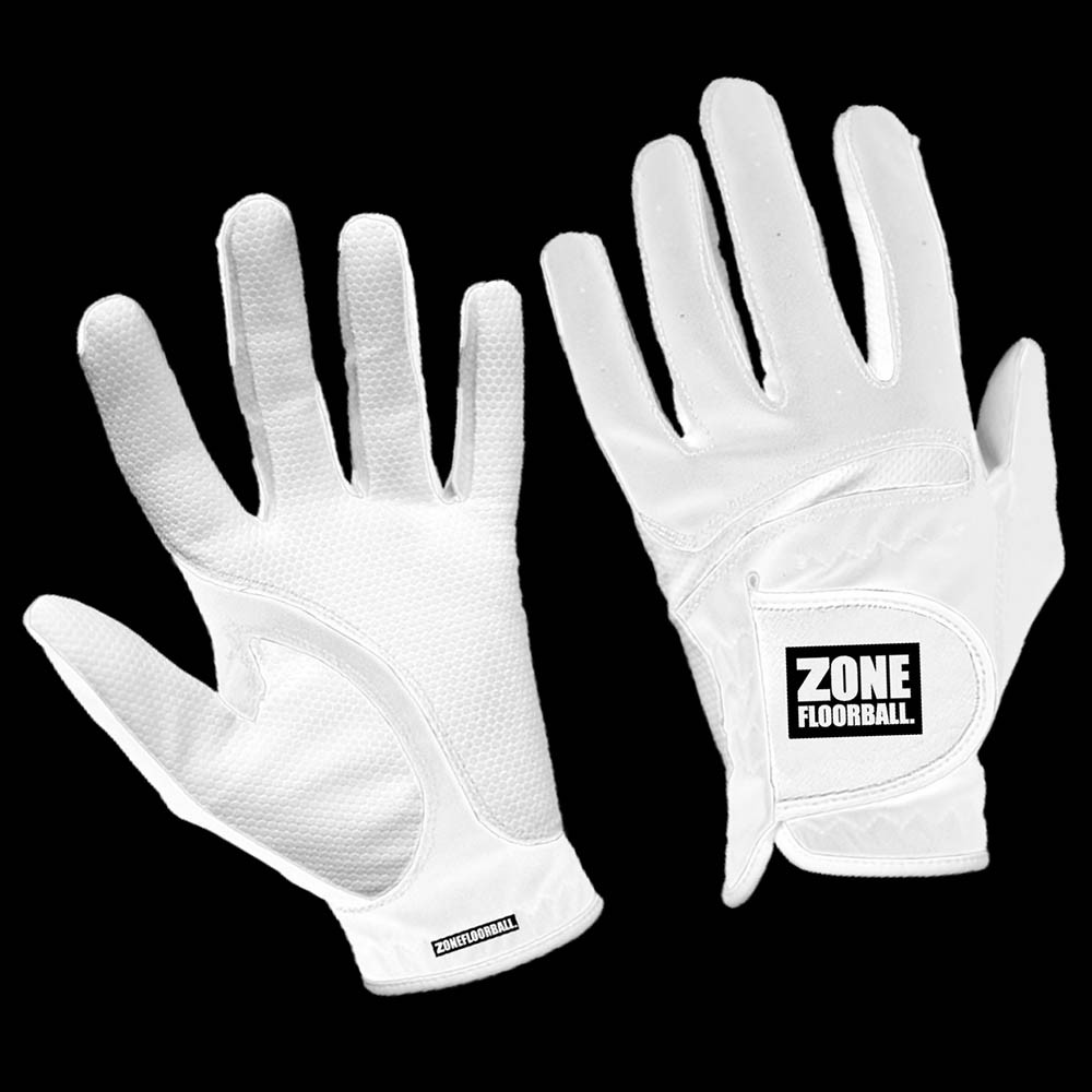 Zone Gants de gardien Monster all white