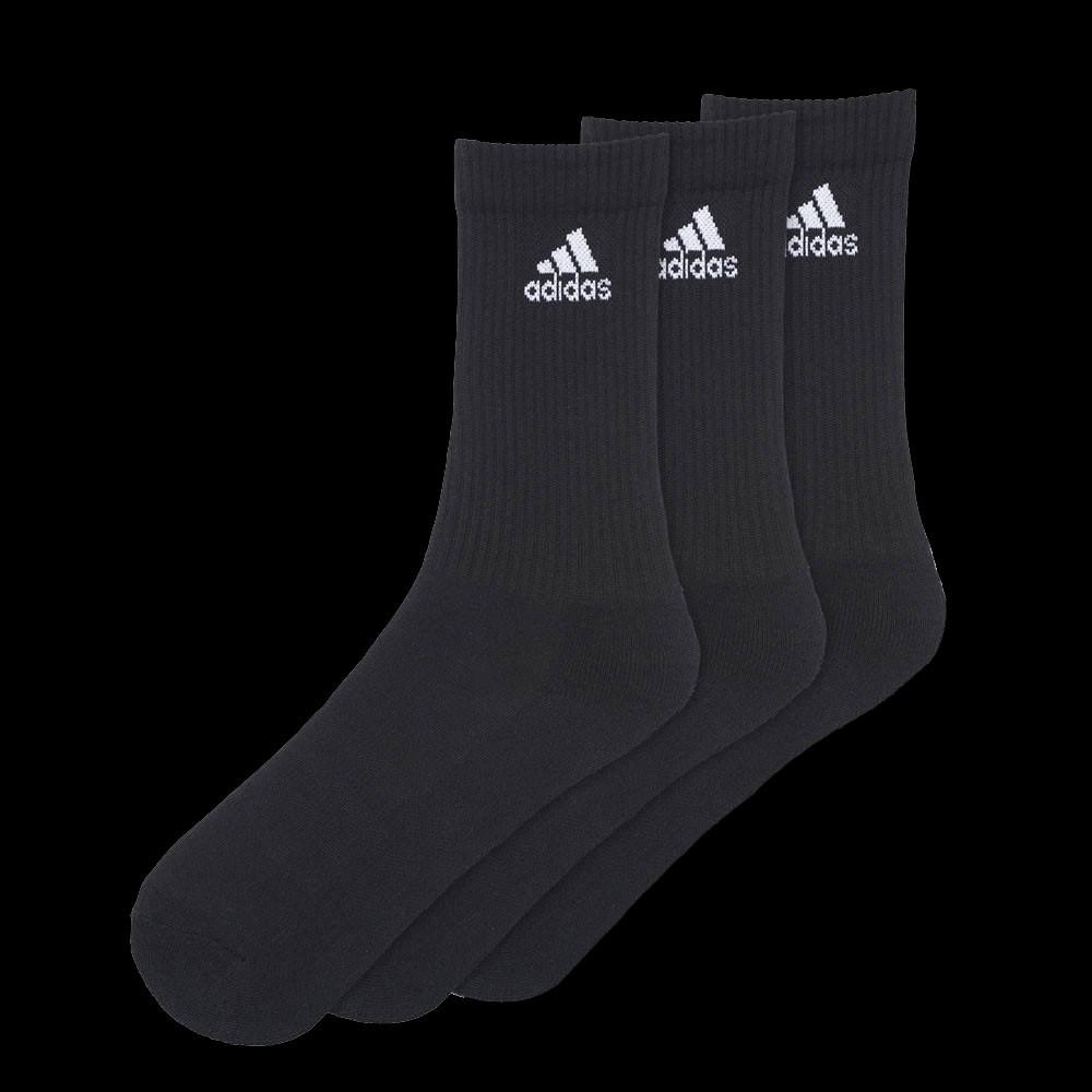 Adidas Performance Crew Sock black (3-Pack)