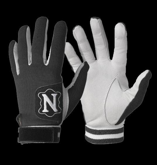 Gants de gardien Neumann noir