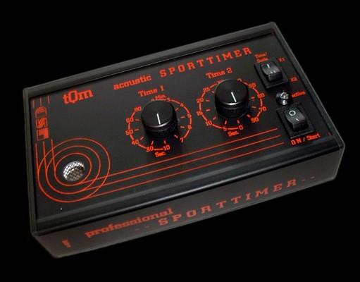 Sporttimer analogue tQm (chronomètre de sport)