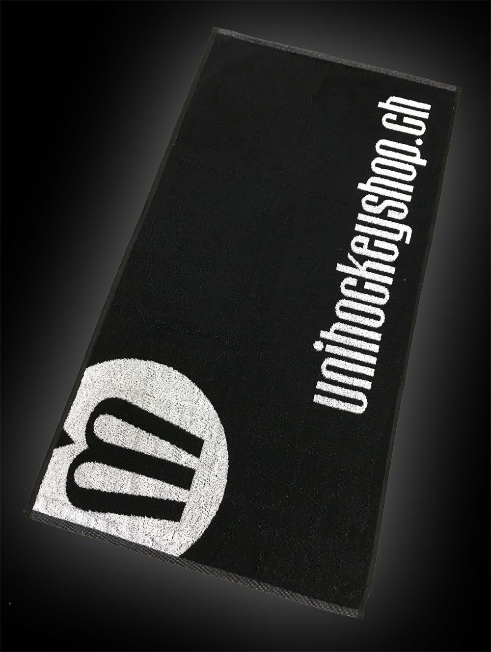 unihockeyshop.ch Serviette de bain Badge