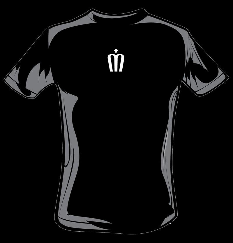 unihockeyshop.ch T-Shirt Crown Cotton