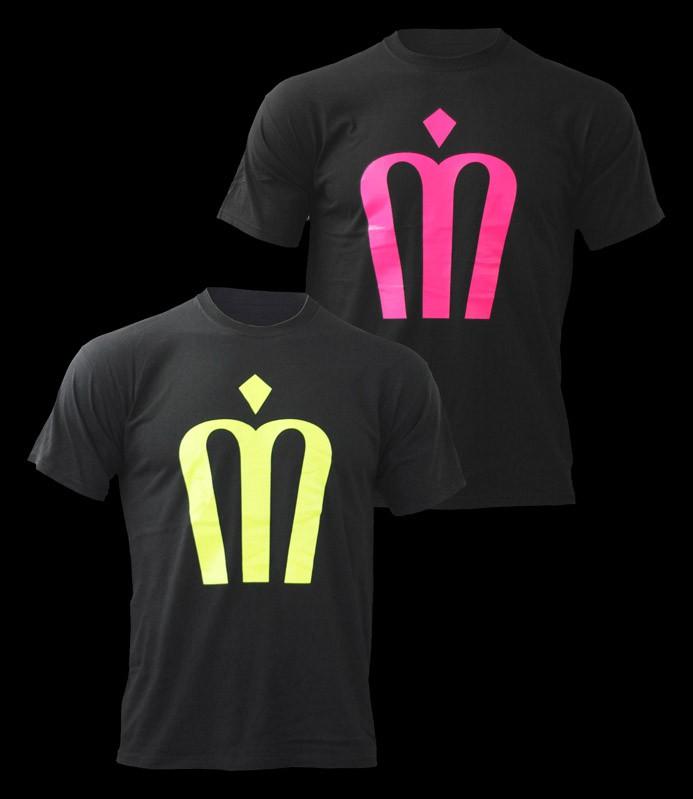 unihockeyshop.ch Warm-up Shirt Crown neon