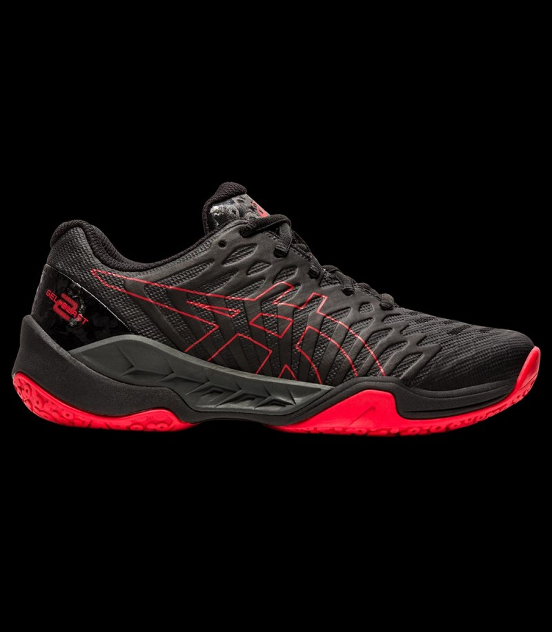 asics BLAST GS Kids black/red