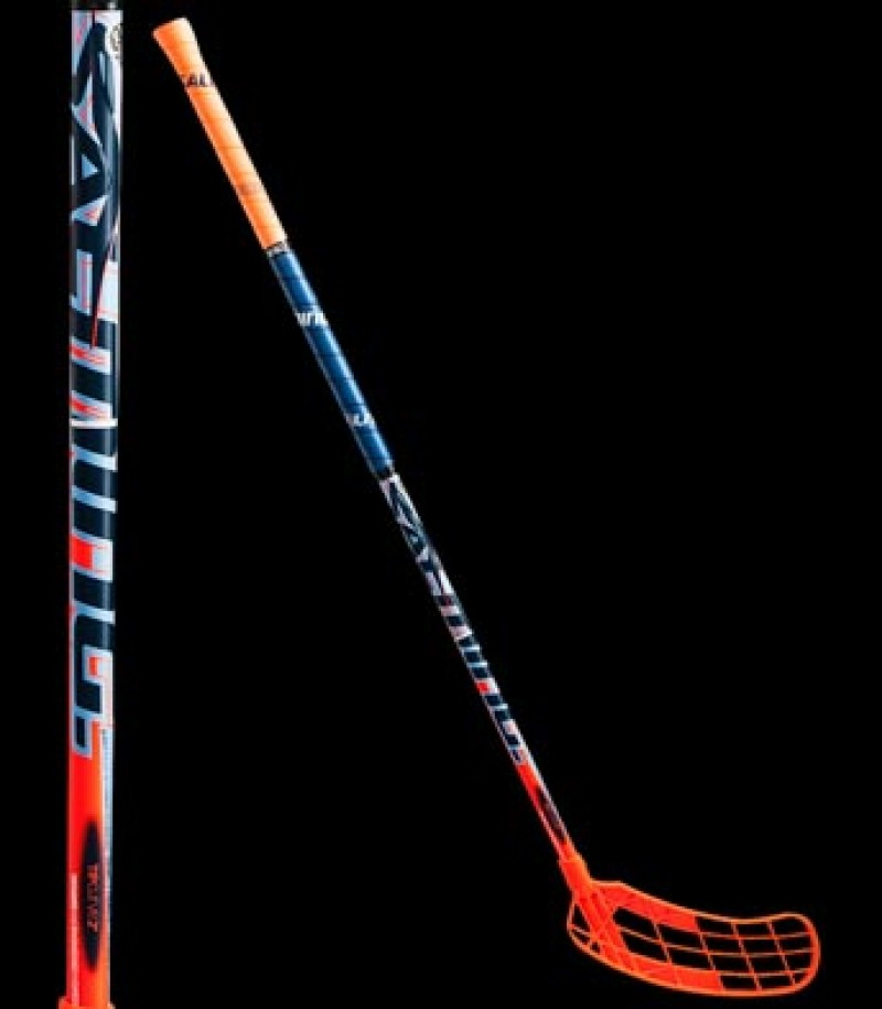 unihockeyshop_Salming Q1 X-Shaft Tourlite Tip-Curve 2.0 Junior
