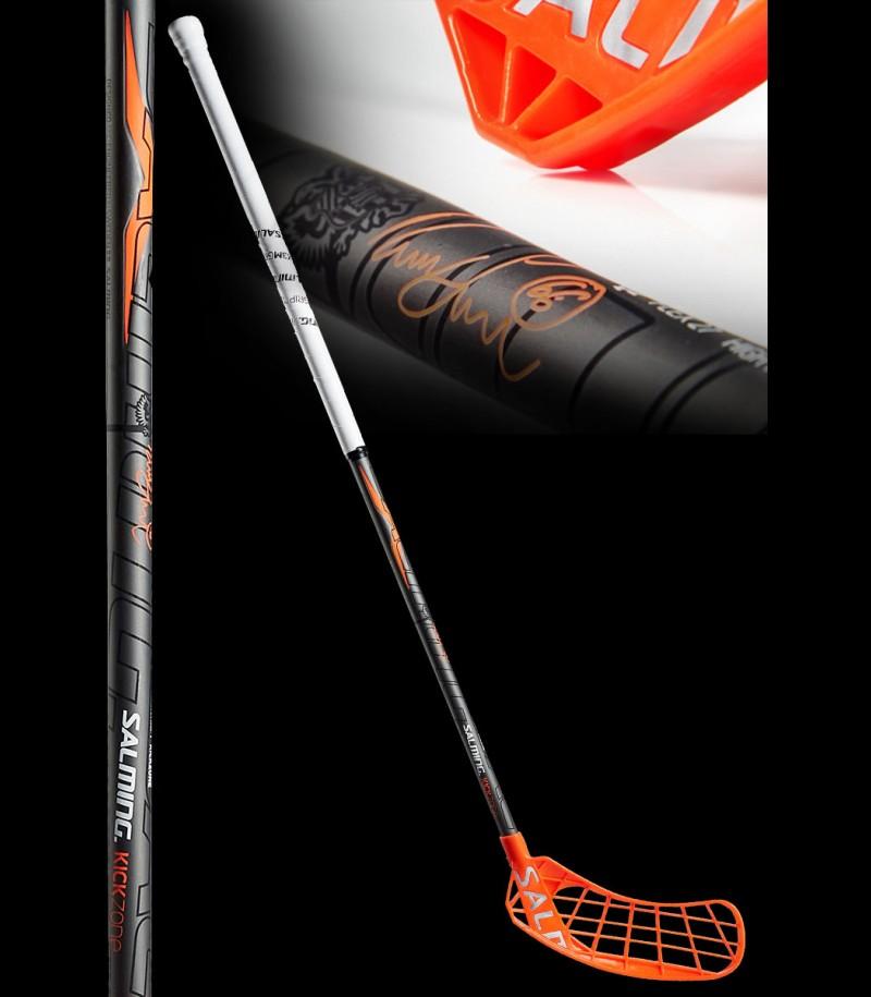 unihockeyshop_Salming Q2 X-Shaft KickZone 27 Rasmus Sundstedt Edition