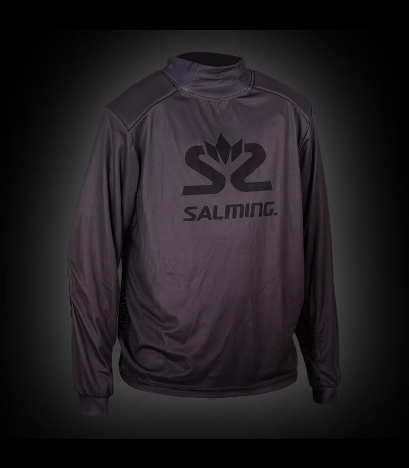 Salming maillot de gardien Legend gris/noir
