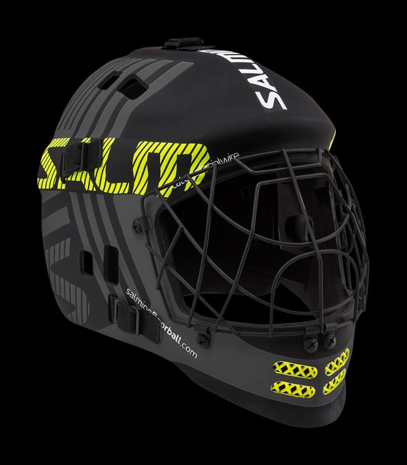unihockeyshop_Salming masque de gardien Core black/yellow