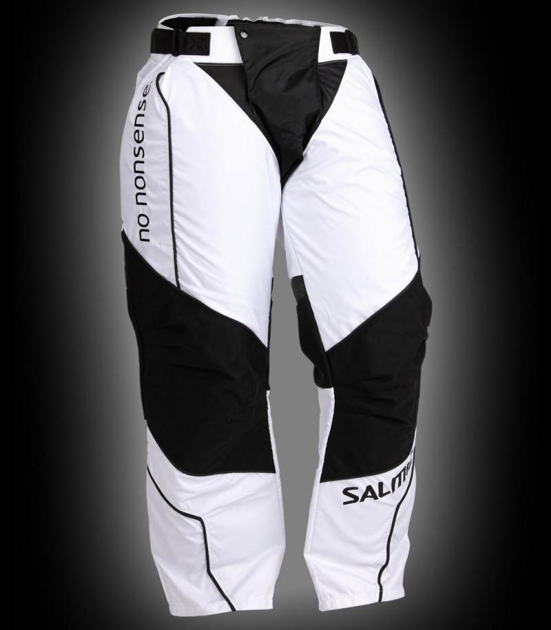 Salming pantalon de gardien Attila blanc