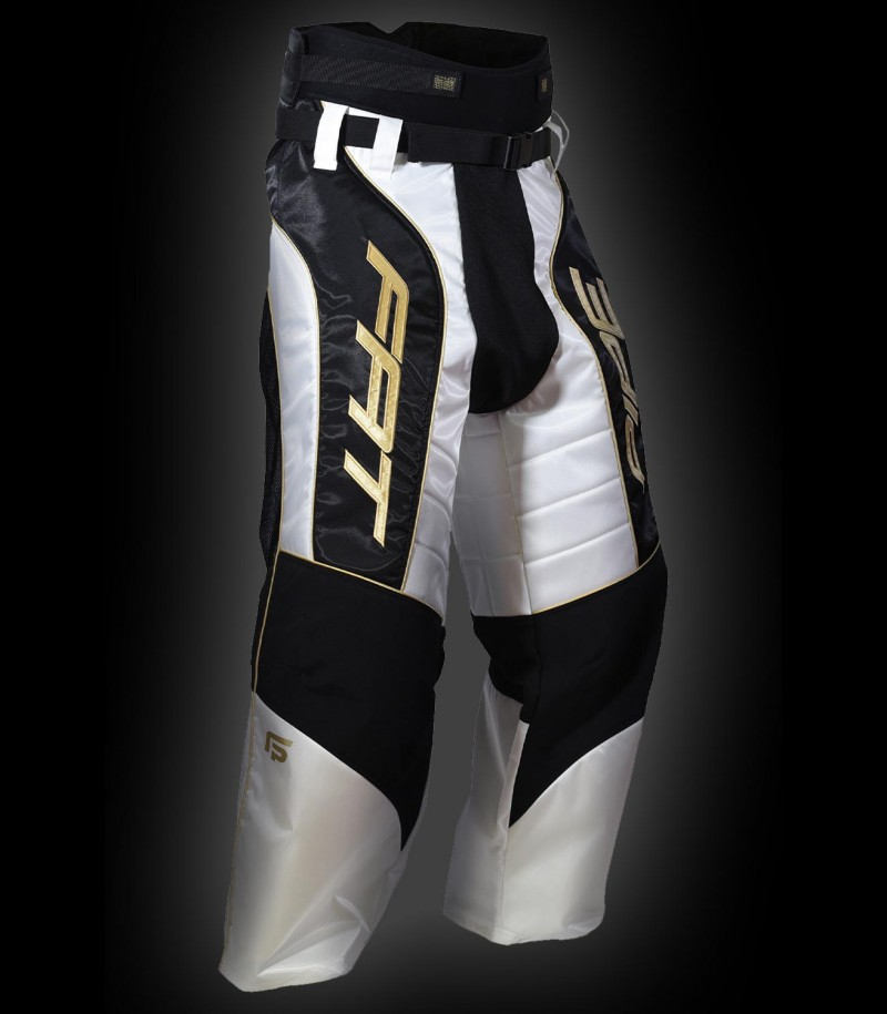 Fatpipe Goaliepants white