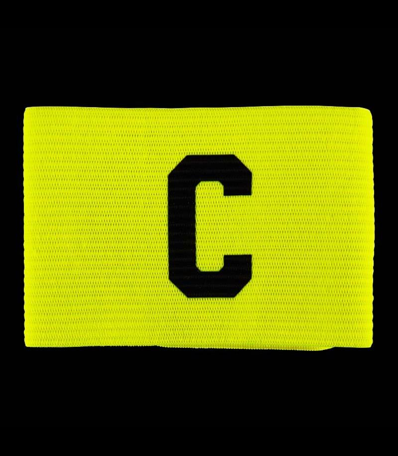 Salming Brassard de capitaine safety yellow
