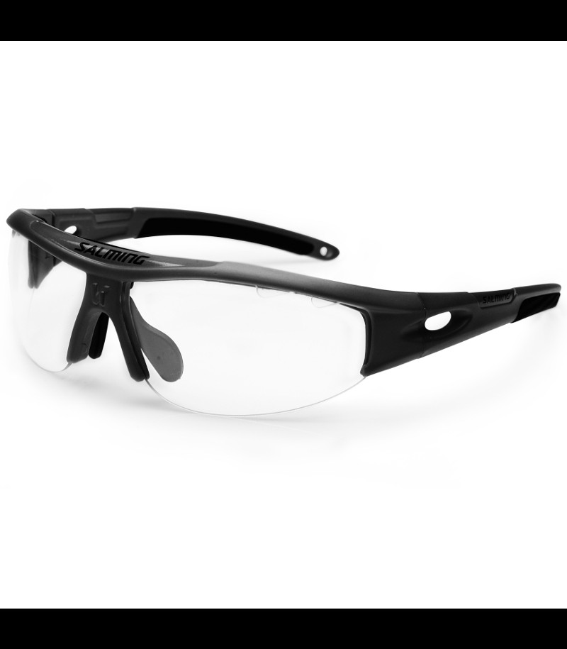 Salming Lunettes de protection V1 Senior gun metal