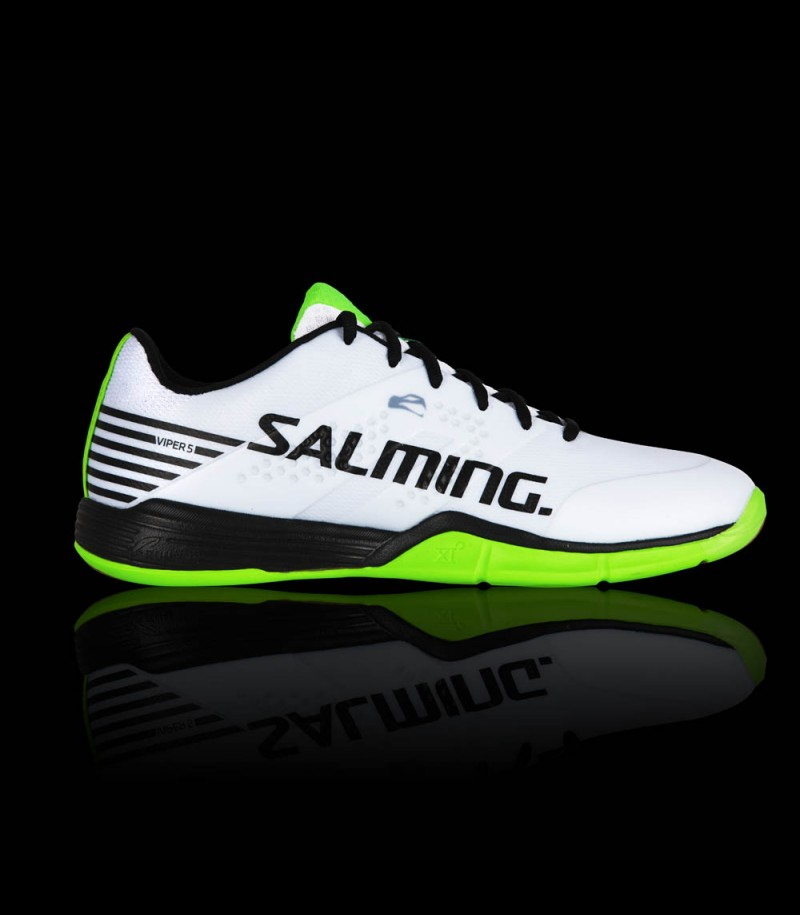 Salming Viper 5 Men white/black/green