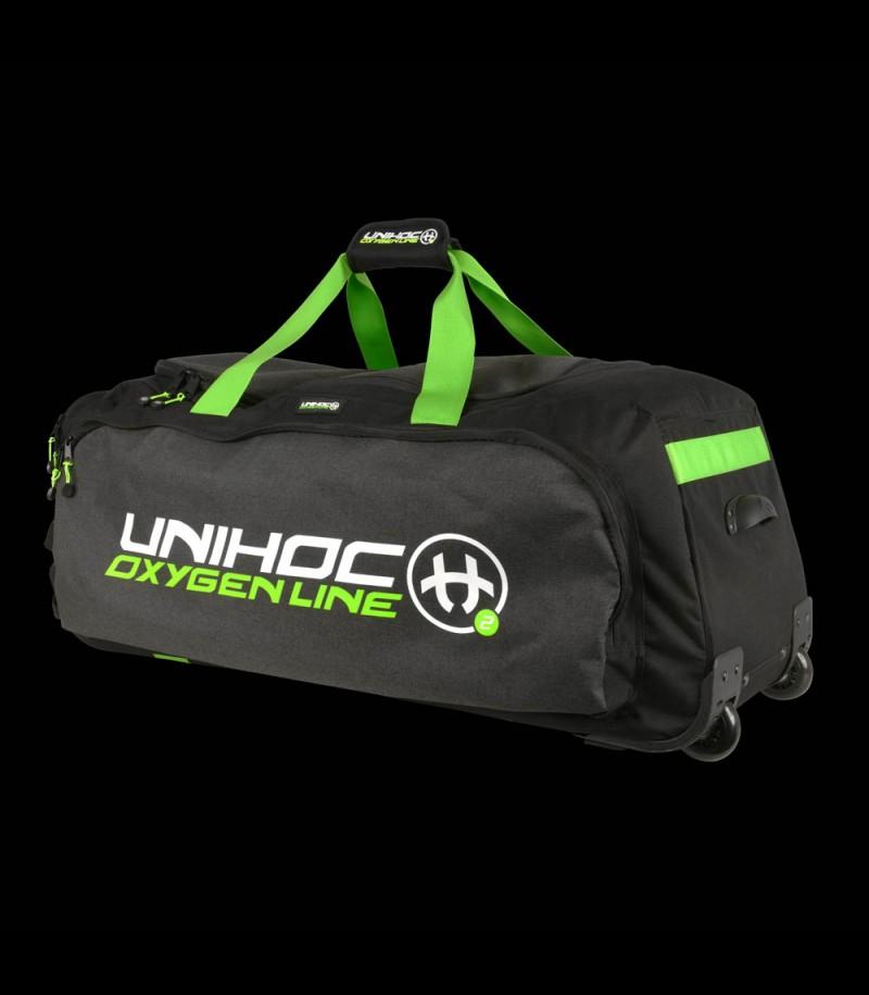 unihoc Gearbag Oxygen Line large avec roulettes