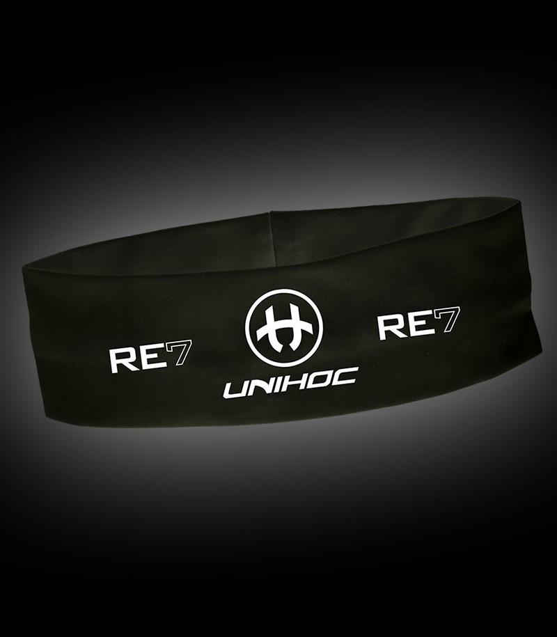 unihoc bandeau RE7 noir