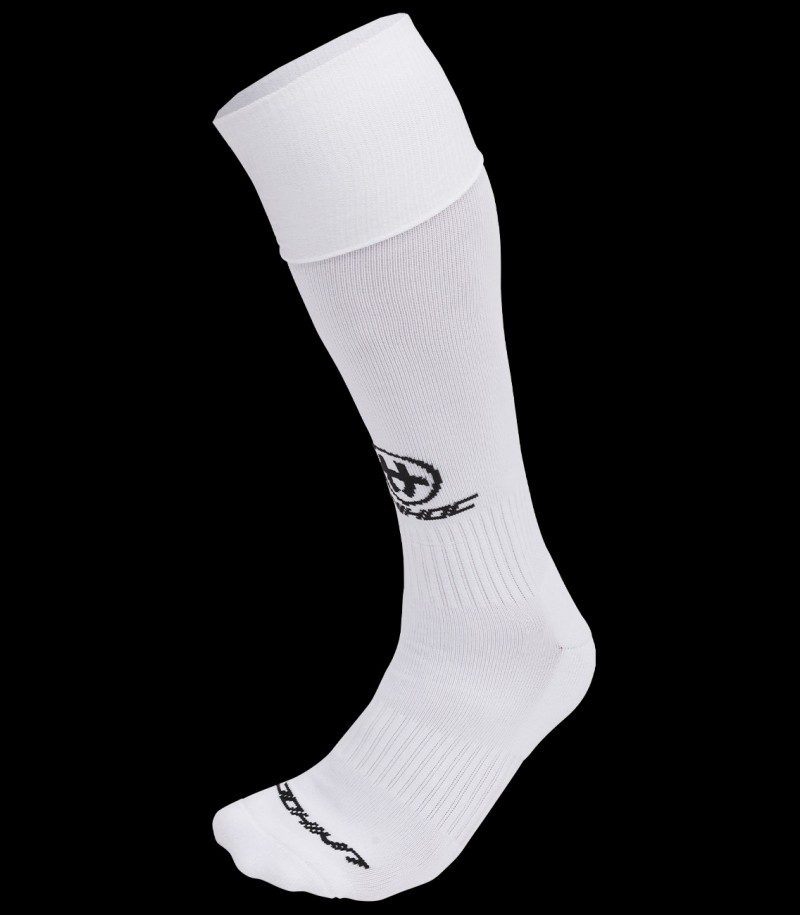 unihoc Chaussettes Success blanc