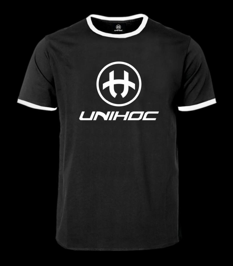 unihoc T-shirt de formation Breeze noir