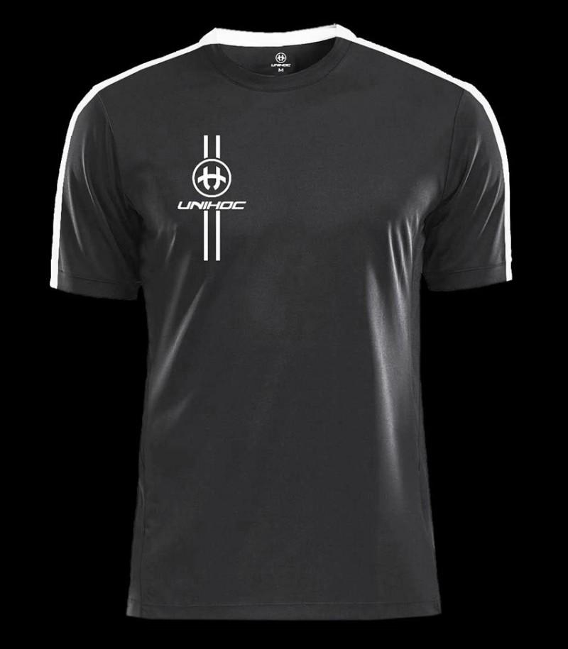 unihoc Shirt Arrow black
