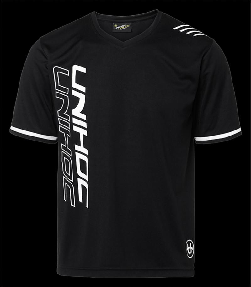 unihoc Shirt Vendetta noir-blanc