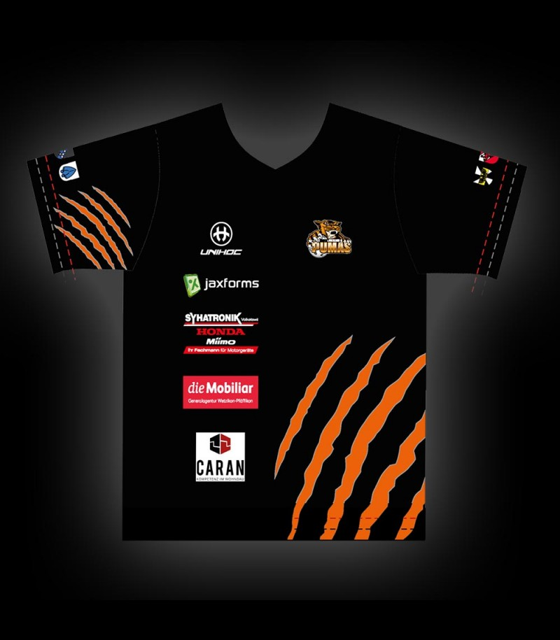 unihoc Warm-Up Shirt Basic ZO Pumas