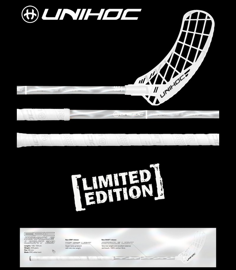 unihoc EPIC MIRACLE Light Limited 29