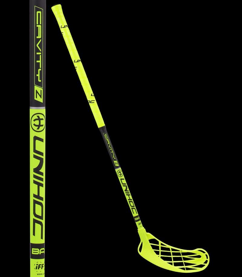 unihoc Cavity Z 32 neon yellow/black