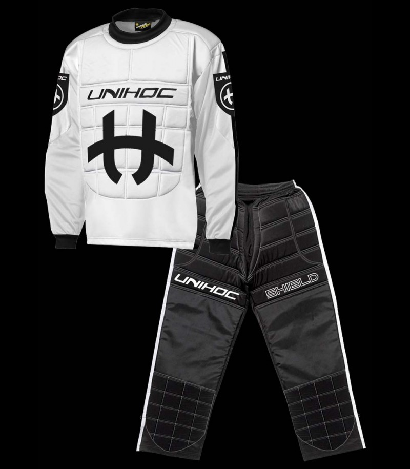 unihoc set de gardien de but Shield Junior