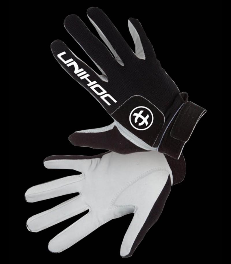 unihoc gants de gardien Pro noir