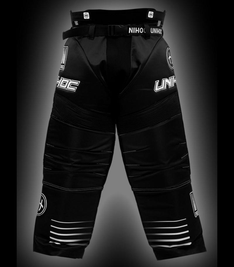unihoc Pantalon de gardien Inferno Senior noir