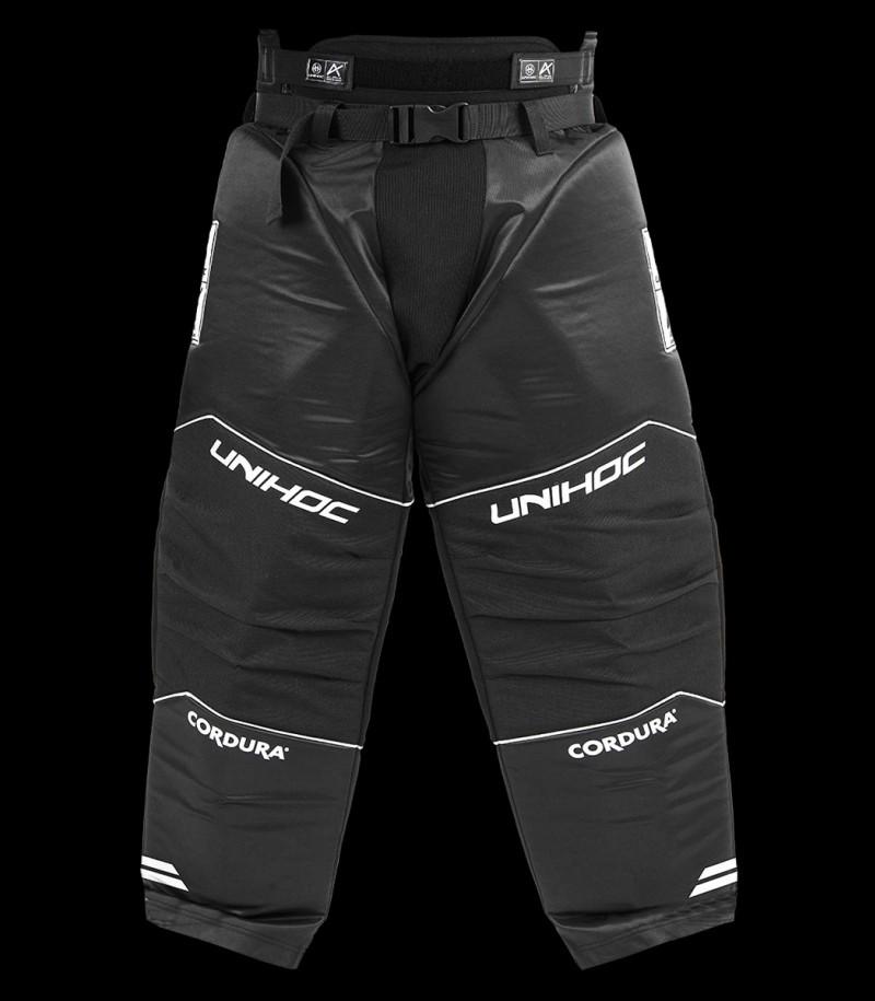 unihoc Pantalon de gardien ALPHA noir