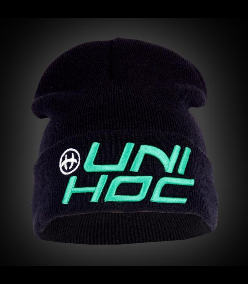 unihoc Beanie United black/green