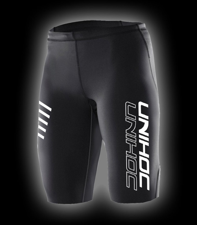 unihoc Compression Shorts noir