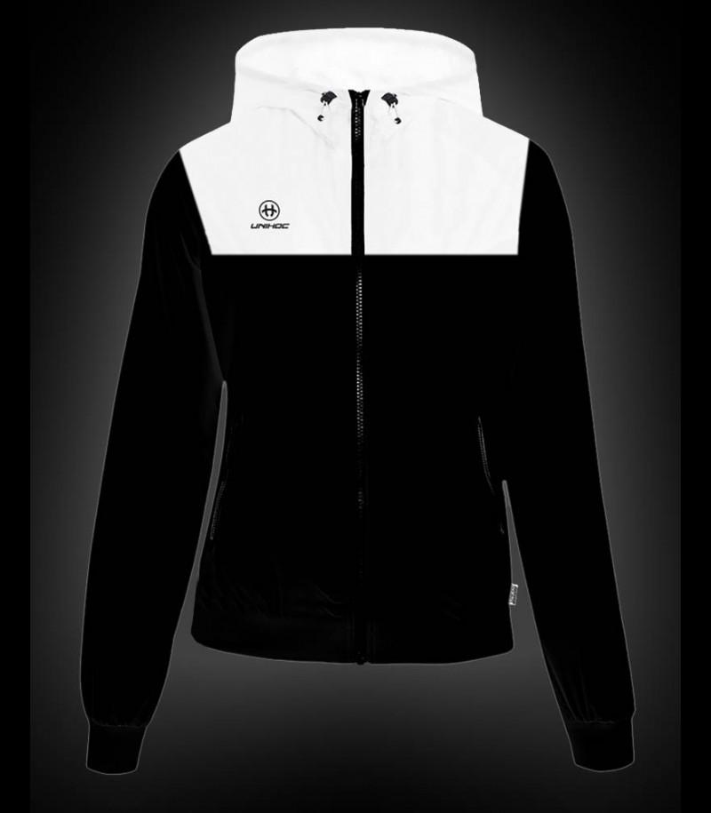 unihoc Technic Windrunner black/white