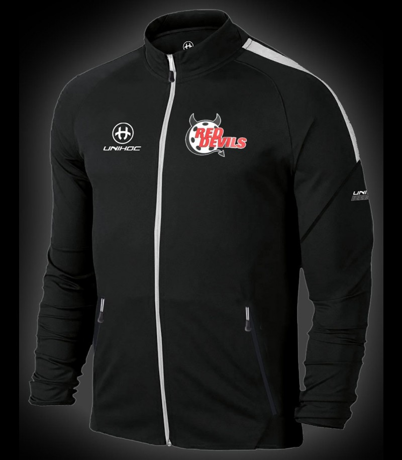 unihoc Trainingsjacke Technic Red Devils