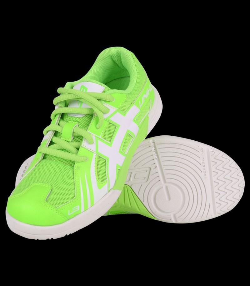 unihoc U3 Junior vert néon