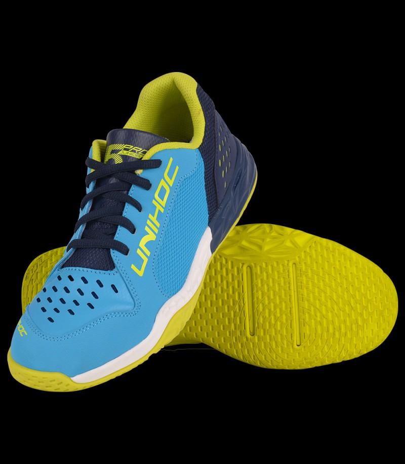 unihoc U5 PRO Junior blue/yellow