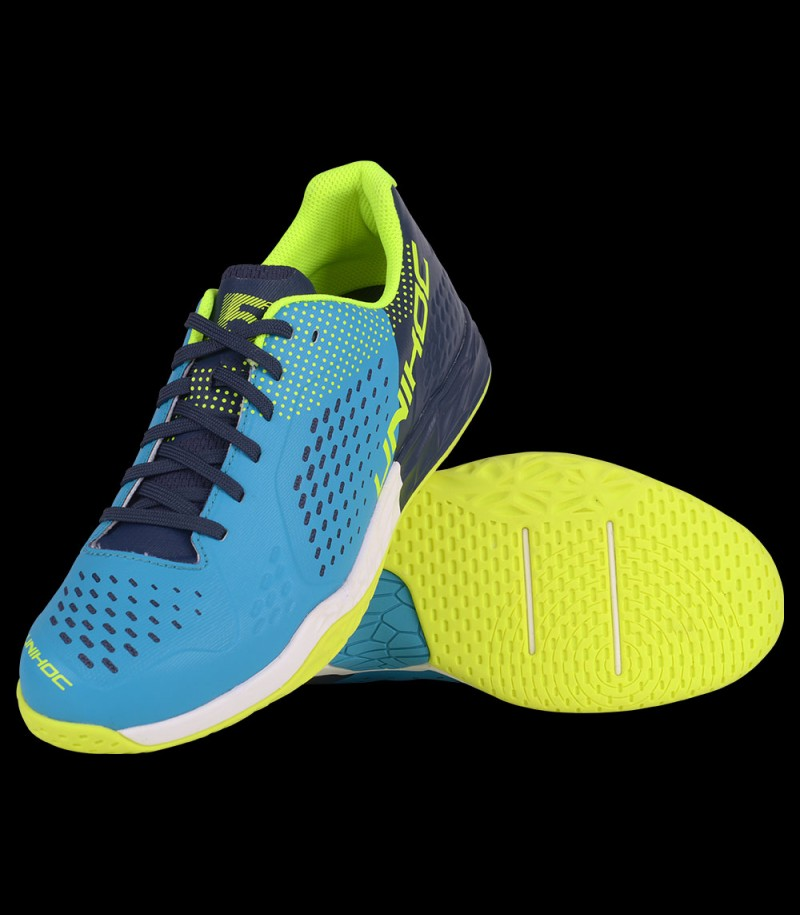 unihoc U5 PRO LowCut Men blue/yellow