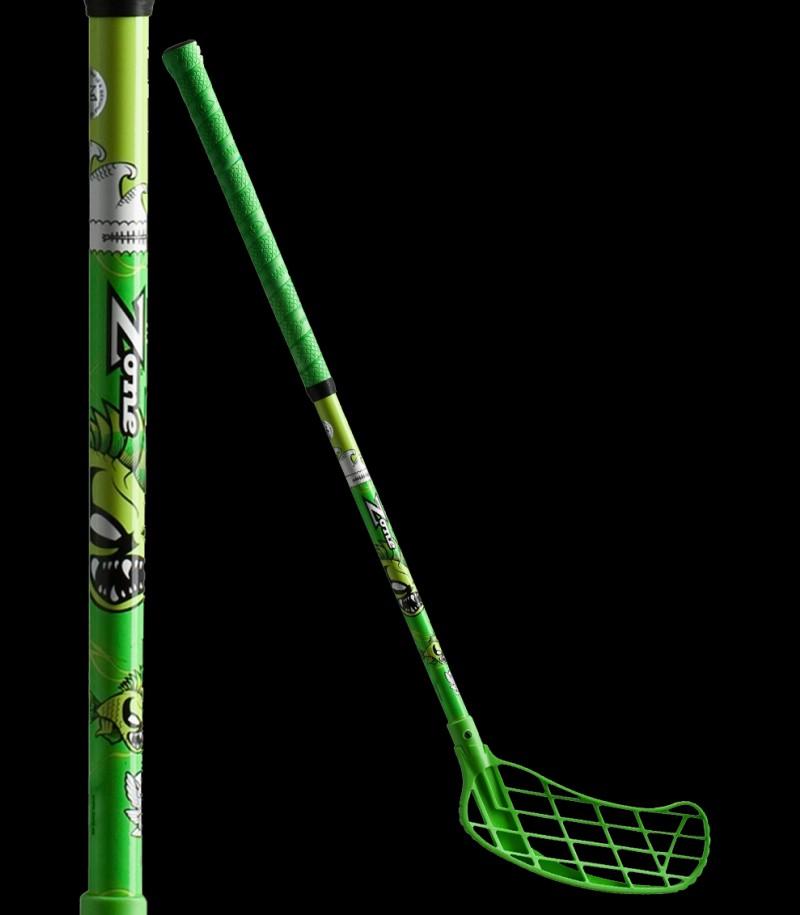 Zone Piraya San Slime green