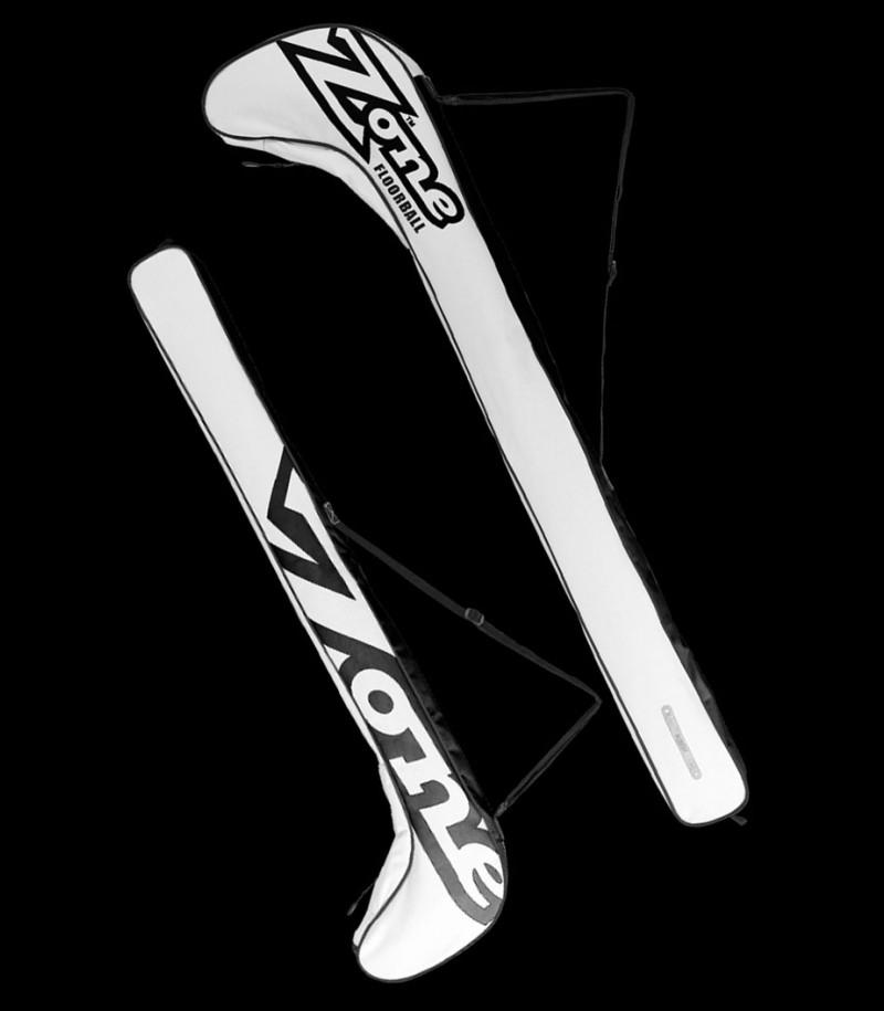 Zone Sac de canne Beastmachine blanc/noir