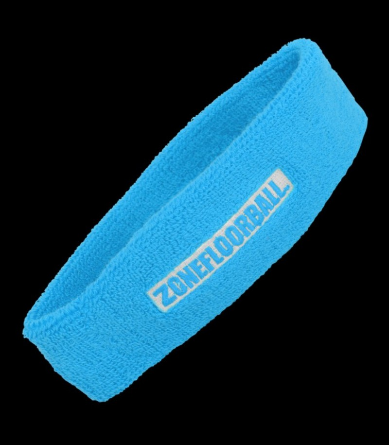 Zone Headband Retro bleu