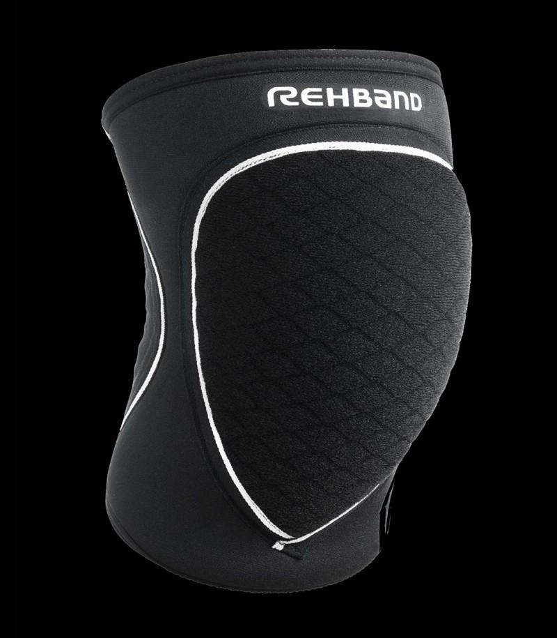 Genouillère Rehband Handball PRN Junior noir
