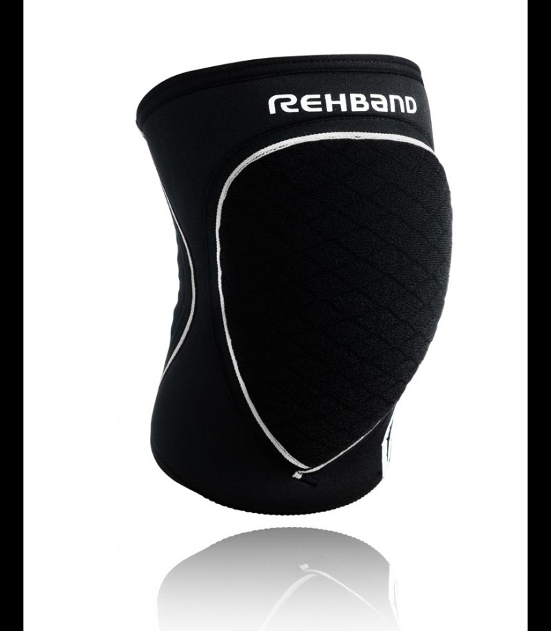 Genouillère Rehband Handball PRN noir