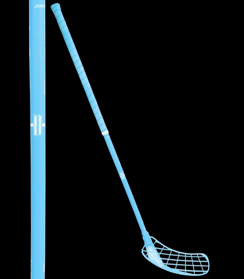 Zone Hyper Air ShotCurve 2.0 F29 Junior blue