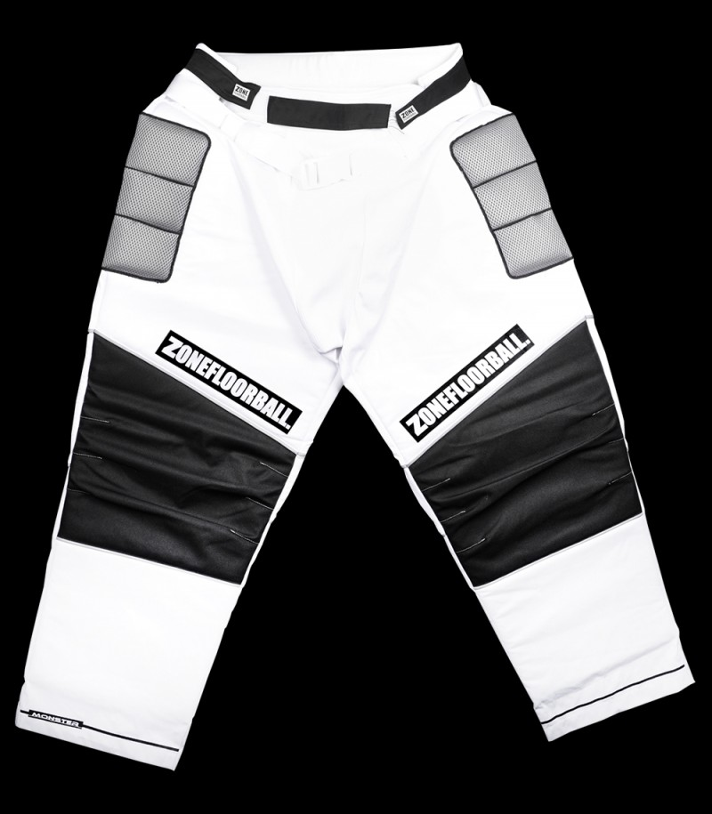 Zone Pantalon de gardien Monster Junior blanc/noir
