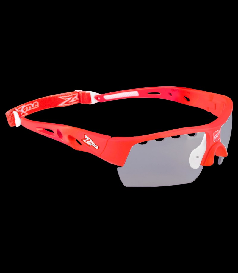 Zone Lunette de sport Matrix Kids rouge