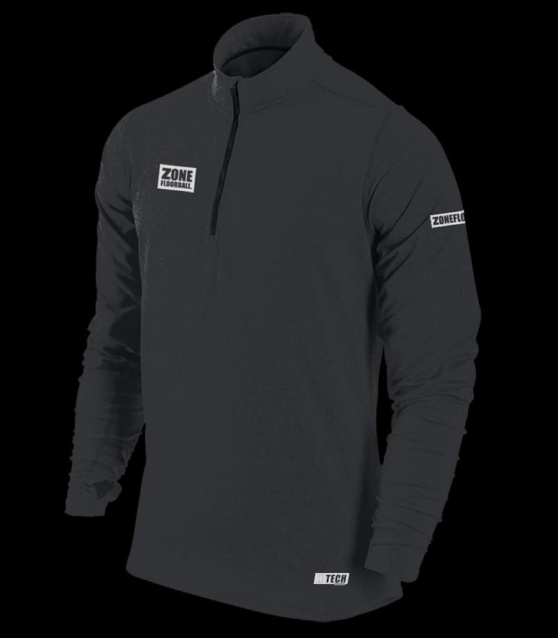 Zone Longsleeve Shirt Hitech black