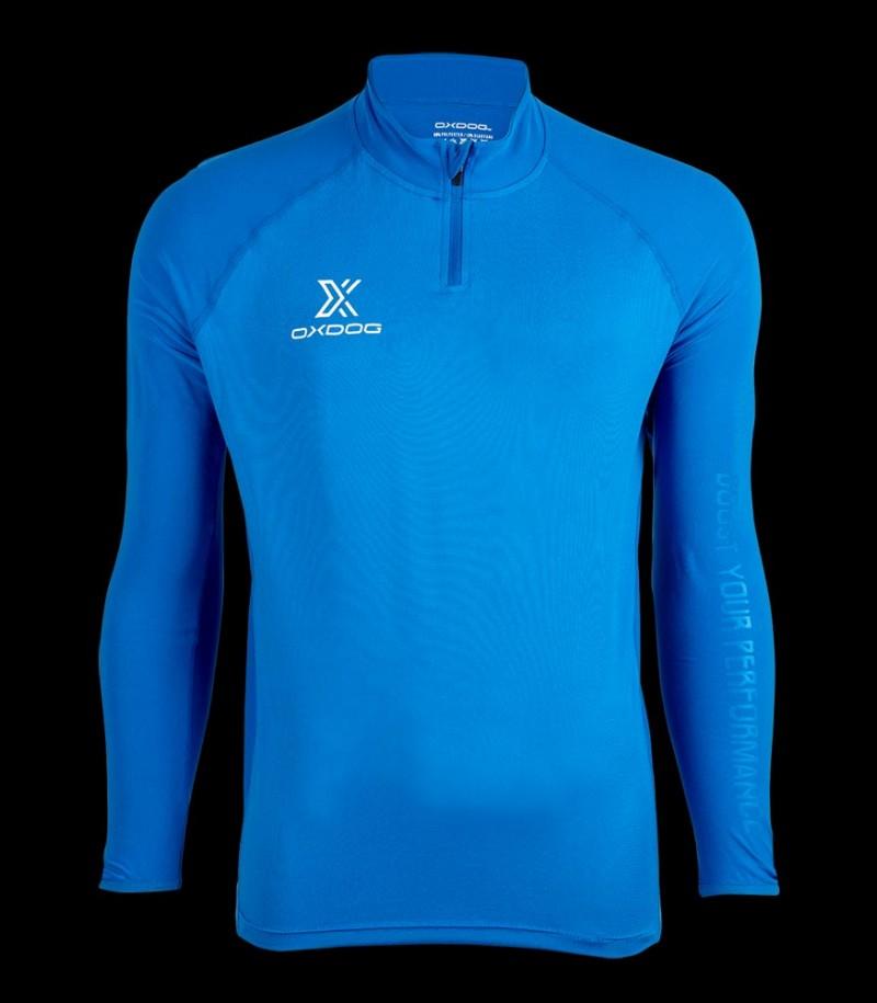 OXDOG Warmup Halfzip Winton Pro blue