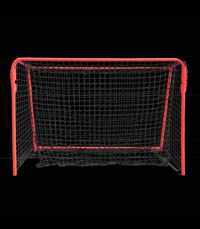 unihoc Goal Street Collapsible (120x90cm) avec paroi de but Ballbuster Junior