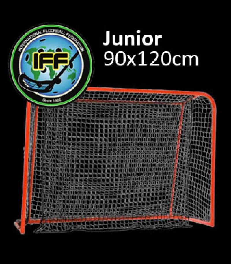 unihoc But de match officiel pour juniors (90x120cm)