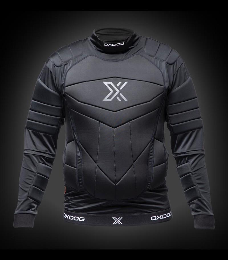 OXDOG Plastron de gardien XGuard Protection noir